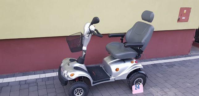 Skuter Elektryczny wózek inwalidzki nr.24