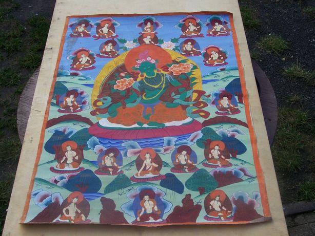 Thanki Buddyjskie z lat 70/80 - okazja !