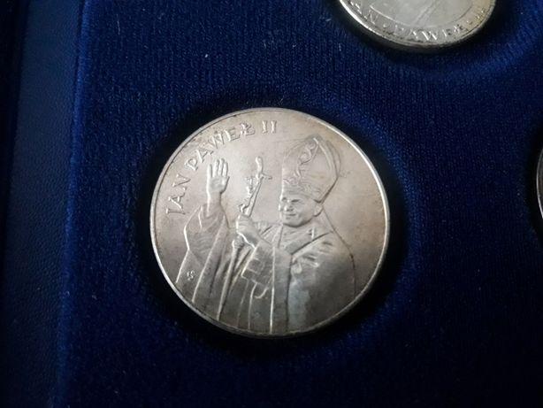 Monety 1000zł Jan Paweł II