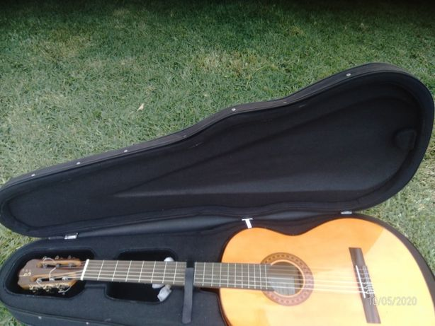 Último preço-Guitarra Flamenca Profissional