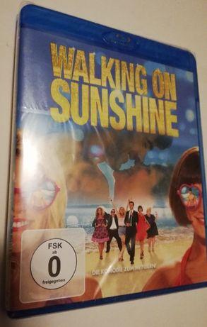 Walking on Sunshine Blu Ray po angielsku
