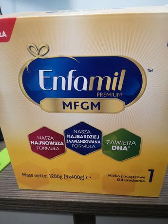 Enfamil Premium MFGM mleko początkowe od urodzenia 1200g