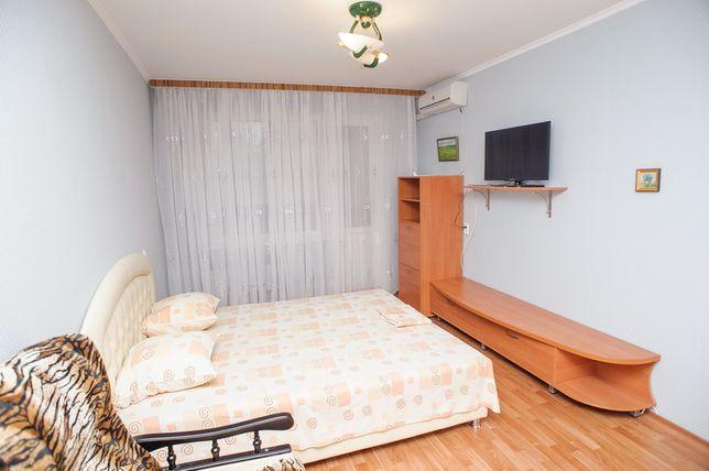 Посуточная аренда 1-к кв Героев Днепра 5