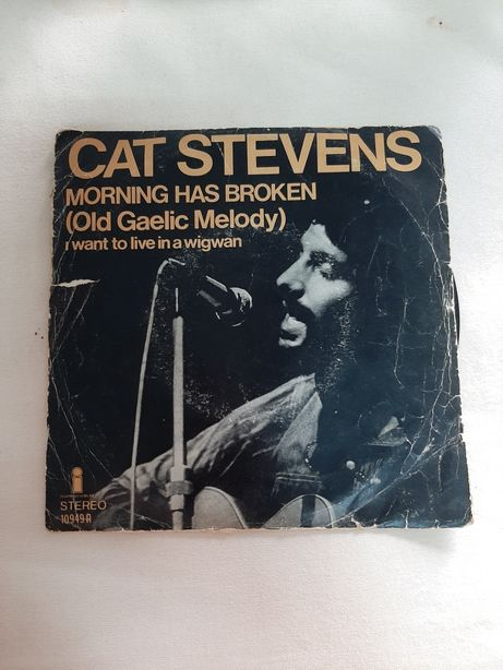 Disco Vinil 45 rotações - Cat Stevens