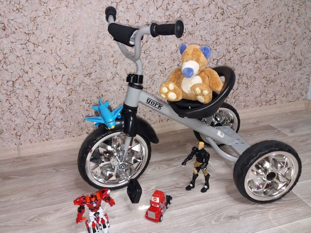 СРОЧНО! Детский велосипед трехколесный разборный