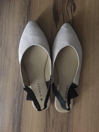 Baletki baleriny 38