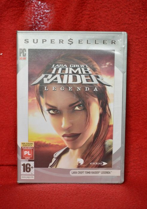 Lara Croft Tomb Raider - Legenda Rogalin - image 1
