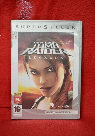 Lara Croft Tomb Raider - Legenda