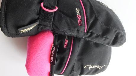 Reusch Softshell Membranes GORE-TEX® Германия р8 рукавицы термоварежки