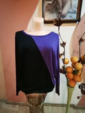 Bluzka oversize plus size bawełniana 44,46, 48 nowa