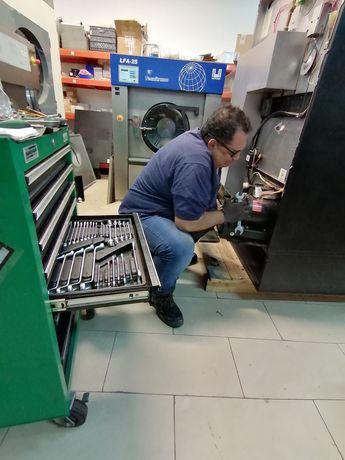 Assistência técnica Tecnitramo Portugal lavandaria