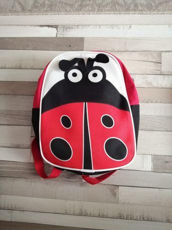 Plecak plecaczek biedronka dla maluszka