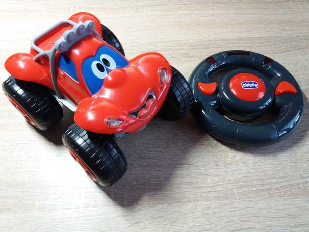 chicco zdalnie sterowany samochodzik dla dziecka