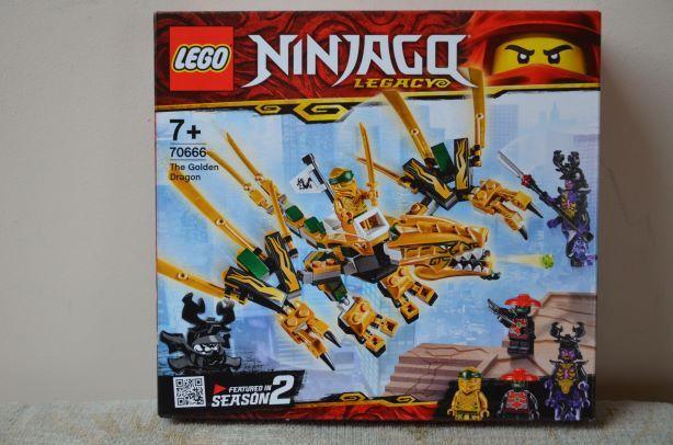 Klocki Lego Ninjago 70666