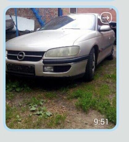 Разбираю Opel Omega B