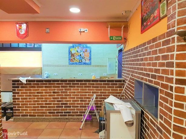 Restaurante Casal da Serra, Pronto a Funcionar - 40 lugar...