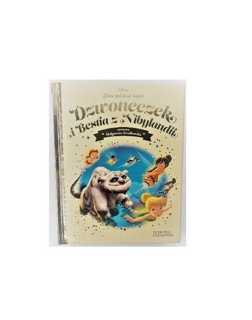 Disney złota kolekcja bajek tom 96 Dzwoneczek i Basia z Nibylandii
