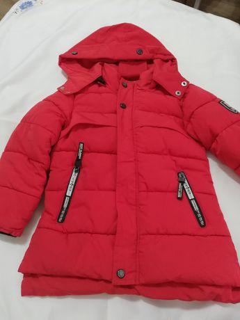 Продам курточки тёплые зимние.