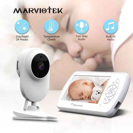 Відеоняня радіоняня Baby monitor