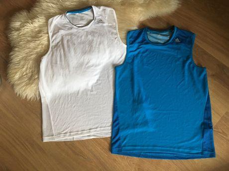 Koszulki męskie Adidas Orginalne Nowe 48/52 178 cm M