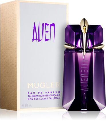 Thierry Mugler Alien eau de parfume 90ml оригинал
