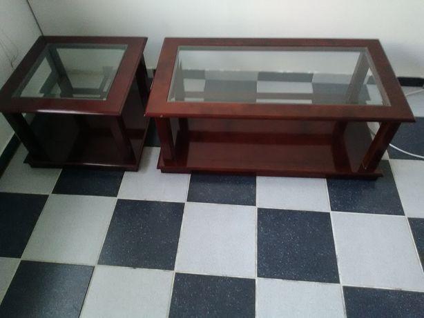 2 Mesas de sala estar
