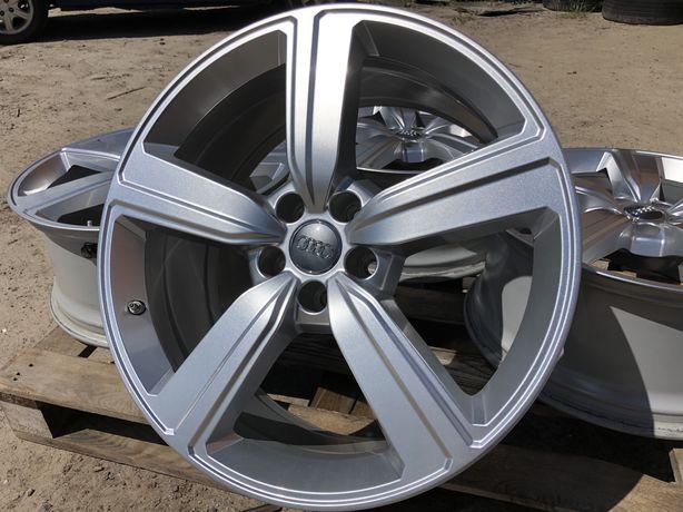 5х112 r20 Audi Q7 Q5 SQ5 Диски литые как НОВЫЕ оригинал Germany