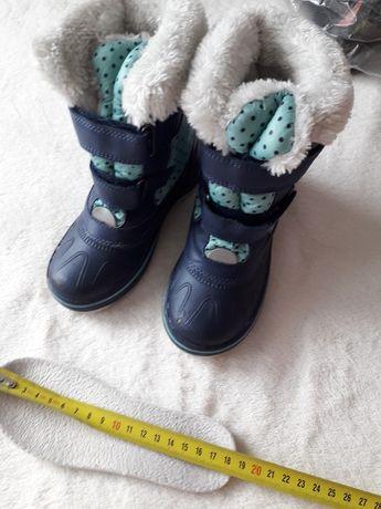 Śniegowce dziewczęce roz.28