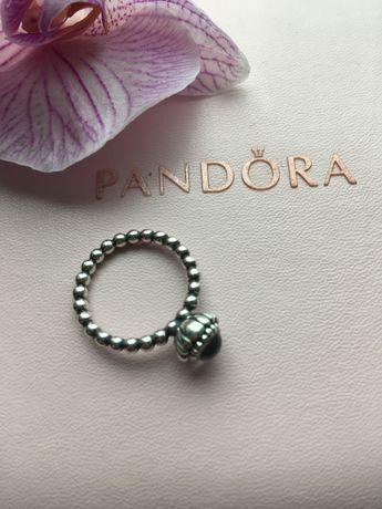 Pandora pierscionek urodzinowy kwiecien rozm 50