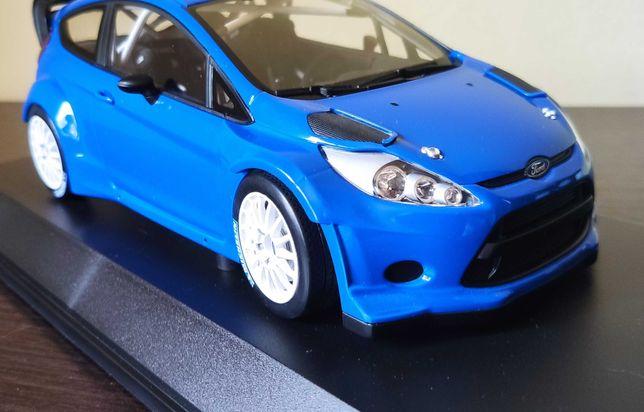 Ford Fiesta RS WRC 1:18 Minichamps