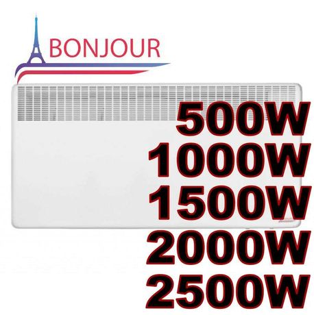 Конвектор электрический Bonjour обогреватель в ассортименте