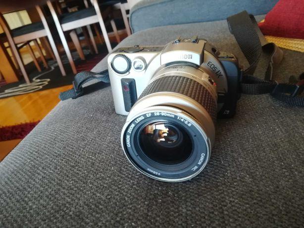 Canon EOS IX + Lente 28 x 90 mm