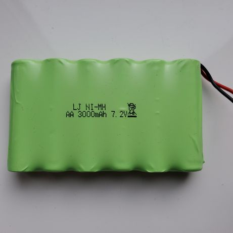 Аккумулятор для игрушек 7.2v 3000 mAh