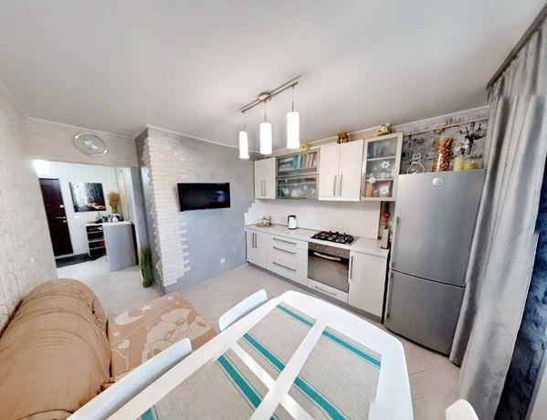 Лучшая квартира в центре Святопетровского с ремонтом и мебелью.