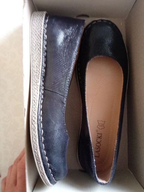 Pantofle lasocki 37