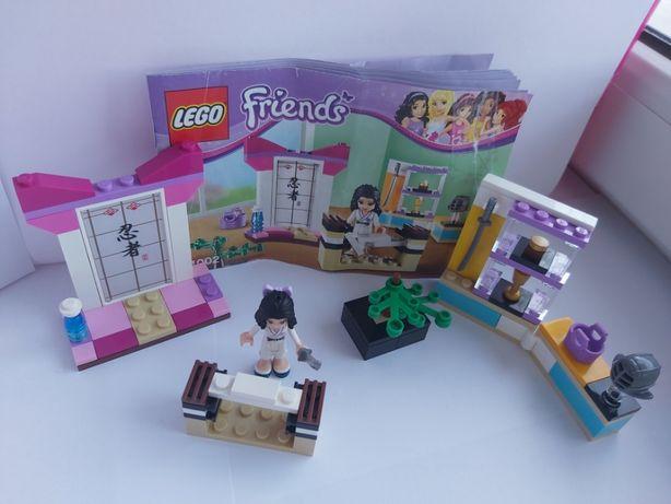 Lego Friends - Lekcje karate Emmy