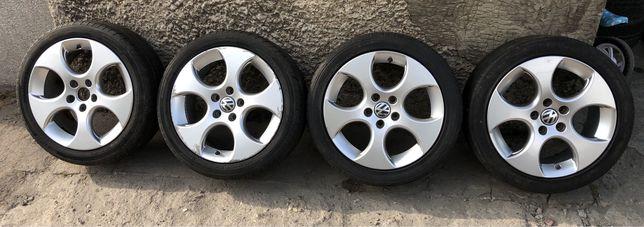 """Koła VW Golf V GTI 17"""" BBS 225/45/17"""