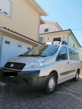 Fiat Scudo M-Jet 2.0 130cv, 6 lugares