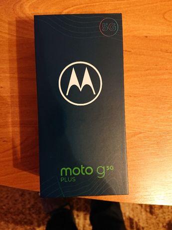 Motorola Moto G 5G Plus 6/128GB Niebieski