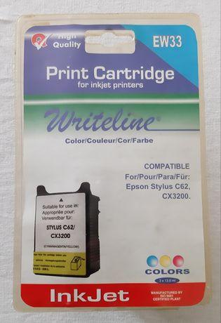 Tinteiro/Cores Para Epson