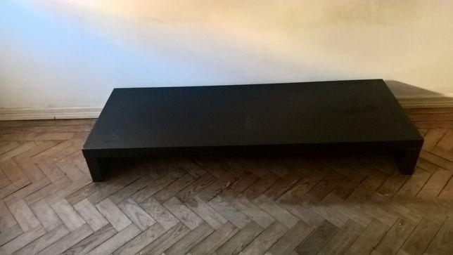 Móvel de apoio de TV em madeira