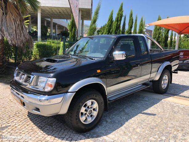 Nissan Pick-Up 2.5 TD King Cab Navara