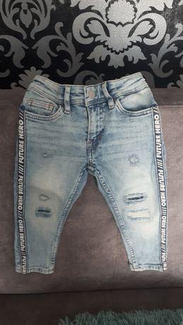 Spodnie must have :) 98 rozmiar