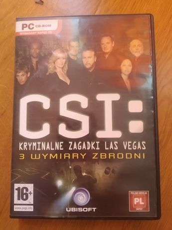 CIS Kryminalne Zagadki Las Vegas 3 Wymiary Zbrodni