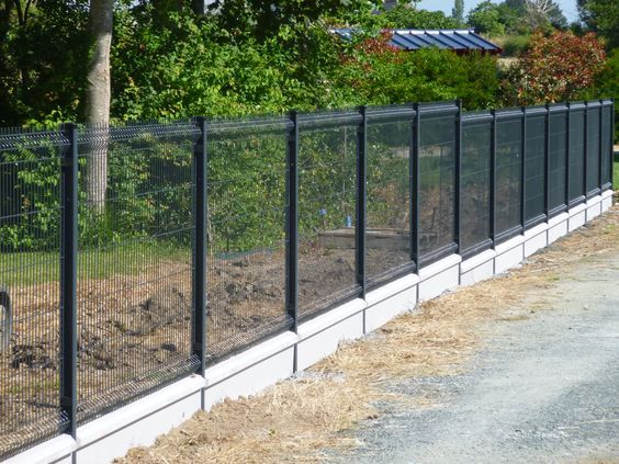 Ogrodzenia panelowe panele ogrodzeniowe Panel 150 fi4 + montaż 88pln/m