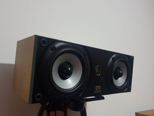 Monitor audio coluna central
