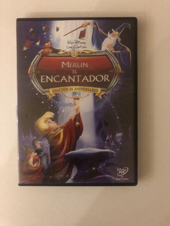 DVD Disney - A Espada Era a Lei
