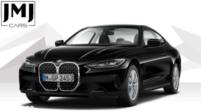 BMW Seria 4 Coupe 420i, automat NOWY z polskiego salonu!