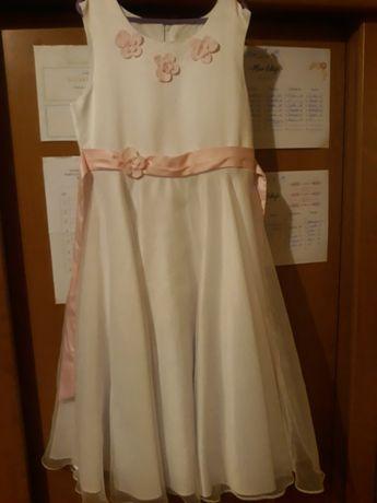 Sukienka na przebranie po komunii