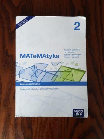 Matematyka 2 zakres podstawowy podręcznik